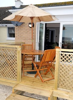 Luce Bay View | Patio